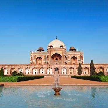 Индия, Нью Дели