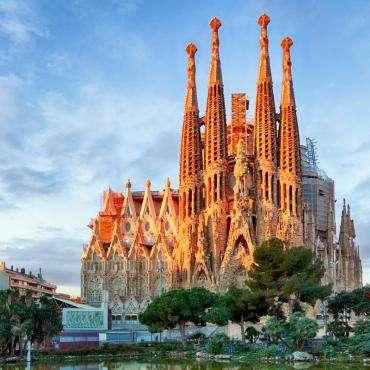 Испания, Барселовна