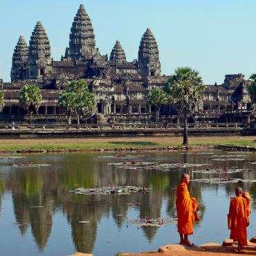 Камбоджа, Сием Рип
