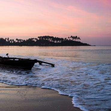 Индия, Северный Гоа