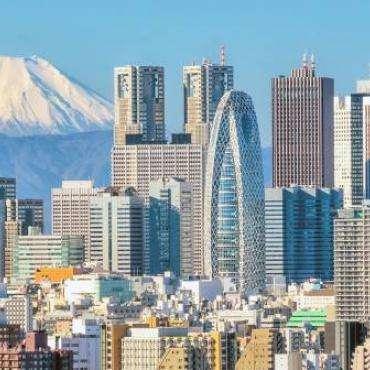 Япония, Токио